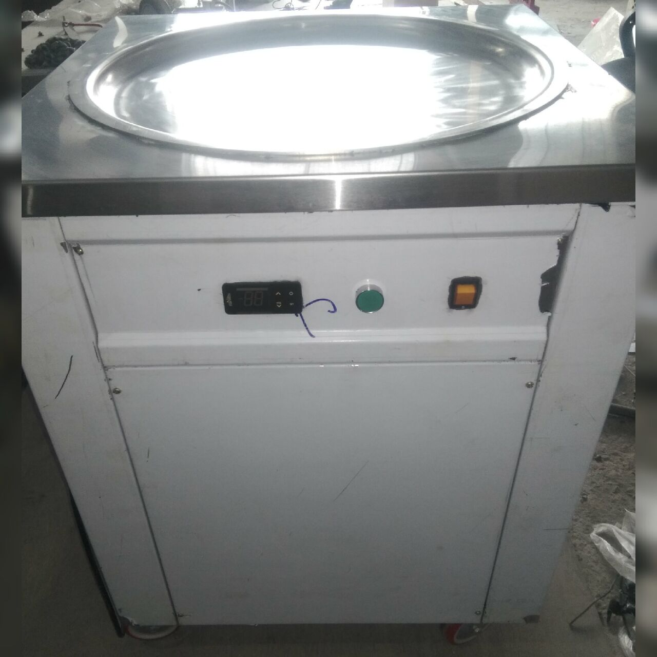 Indian Roll Ice cream Machine